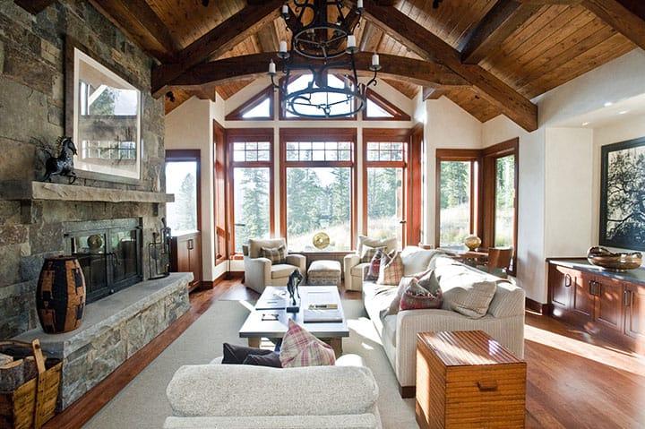 Haas Builders - Snow Residence